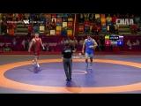 Чемпионат Европы. Греко-римская борьба. Ozdoev vs Matuzevicius