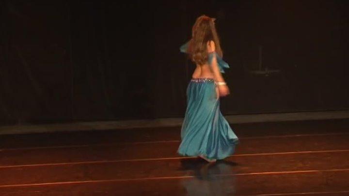 Sadie Marquardt Drum Solo 10.000.000 views - Belly Dance