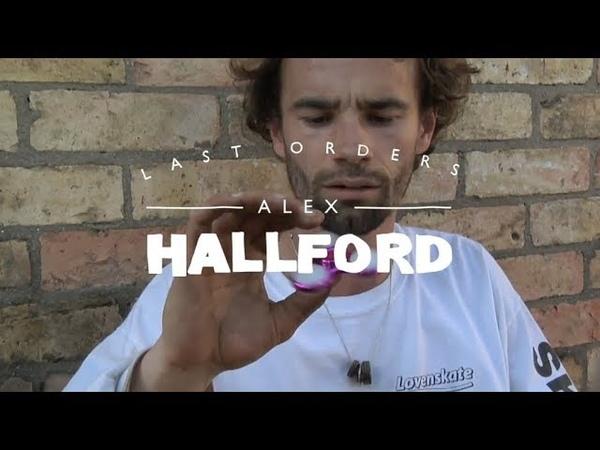 Get Lesta - Last Orders - Alex Hallford
