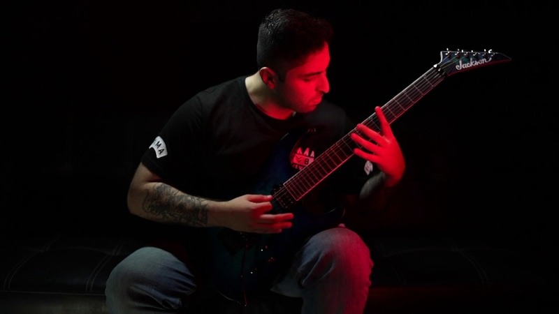 IN ASYMMETRY EDGE OF DIVERGENCE VICTOR ARANEDA GUITAR PLAYTHROUGH