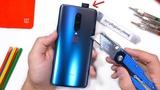 OnePlus 7 Pro - Hidden Camera Durability Test! Will it Scratch?