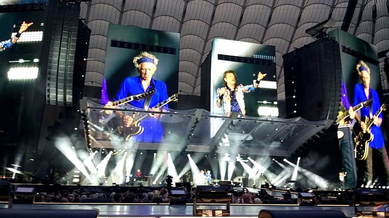 The Rolling Stones - Its Only Rock n Roll (But I Like It) | Warsaw | 08.07.2018
