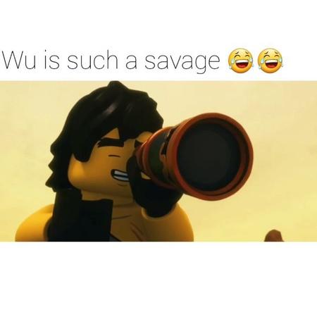 Ninjago Meme Queen👸🗻 on Instagram hes so savage lol ninjagomastersofspinjitzu Ninjago ninjago LEGO Lego Kai Jay Cole Zane Lloyd Nya