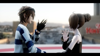 (MMD) Alis / Toby / Reol - サイサキ