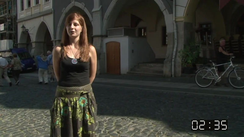 Fünf Minuten Görlitz - die östlichste Stadt Deutschlands