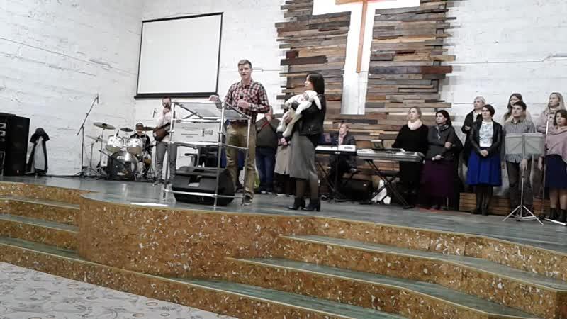 Свидетельство семьи Малышевых. 03.05.19г.ц. Исход общее молитвенное