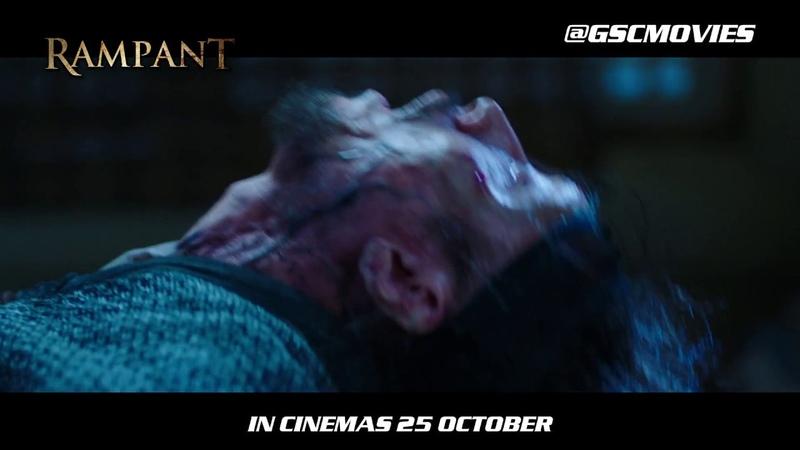 RAMPANT 창궐 - Teaser Trailer (25 Oct 2018)