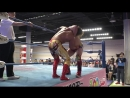 Kento Miyahara vs. Ryoji Sai (AJPW - Champion Carnival 2018 - Day 6)