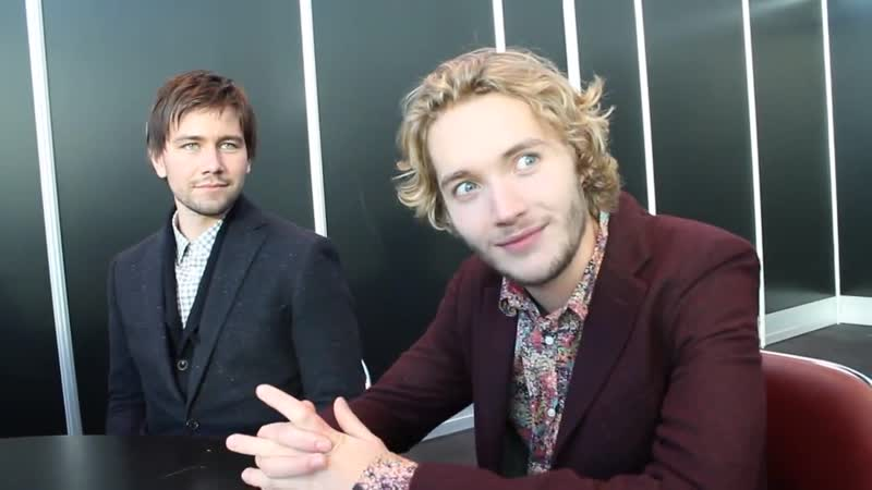 Toby and Torrance 2013
