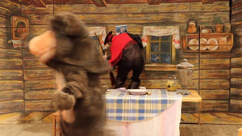 СВ шоу Деревня дураков