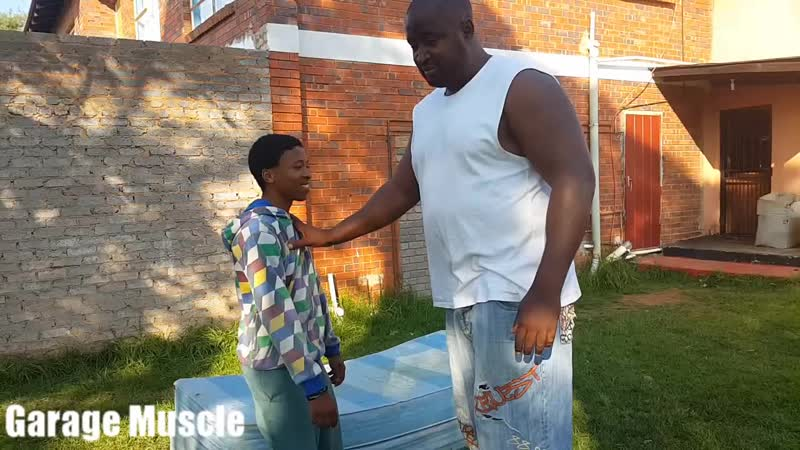 Борцуха 52 кг против баскетболиста 168 кг/213 см