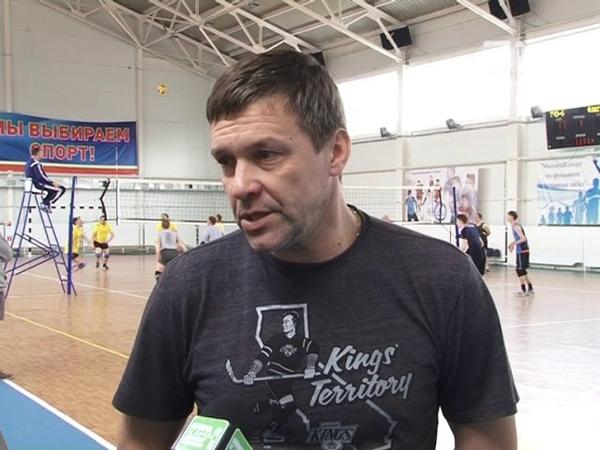 Первенство г.Буя по волейболу
