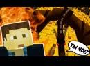 JustSnake САМЫЙ ОГРОМНЫЙ ДРАКОН Укротители Драконов в Minecraft 12