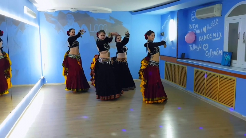 Испанская вечеринка Loco Dance Караганда...ibal Pro (1080p).mp4