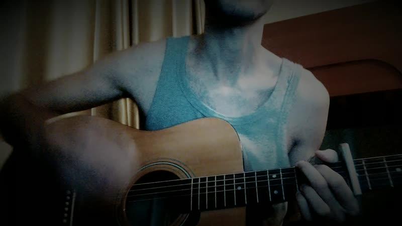 ENIQUE - Выдумал Тебя (cover) акустика