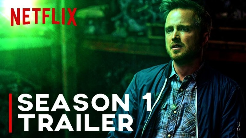 JESSE PINKMAN 2018 Teaser Trailer 1 Netflix Breaking Bad Spin Off Fan Made Concept