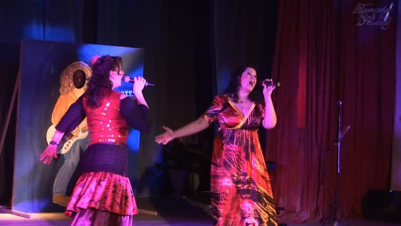 «Parlez-vous francais»- (Baccara) - из новогоднего мюзикла ансамбля «Бирюзовые Колечки» - постановка - О. Столяровой.