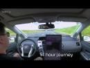 Yandex Self Driving Car First Long Distance Ride