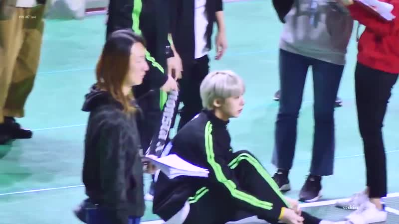 [FC|VK][07.01.2019] Idol Star Athletics Championships 2019