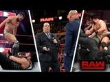 WWE RAW Highlights 16th July 2018 HD WWE Monday Night Raw 16718 Highlights HD