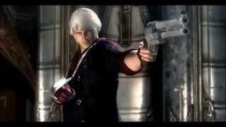 Devil May Cry4:Неро vs Данте