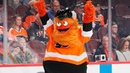 Gritty goes wild against Rangers