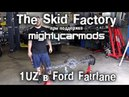The Skid Factory 1UZ турбо в Ford Fairlane - Серия 10 BMIRussian
