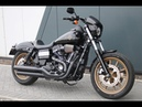2017 HARLEY-DAVIDSON DYNA LOW RIDER S VIVID BLACK 110 SCREAMIN EAGLE @ WCHD, Glasgow, Scotland