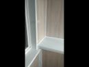 Семафорная остекление окна ПВХ отделка внутренняя