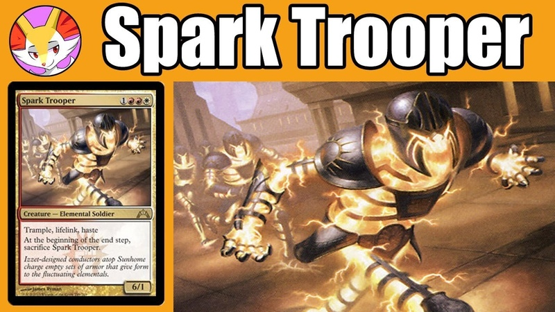 Spark Trooper BURN - (Modern) - Jank or Dank? w/ Meryn MTG