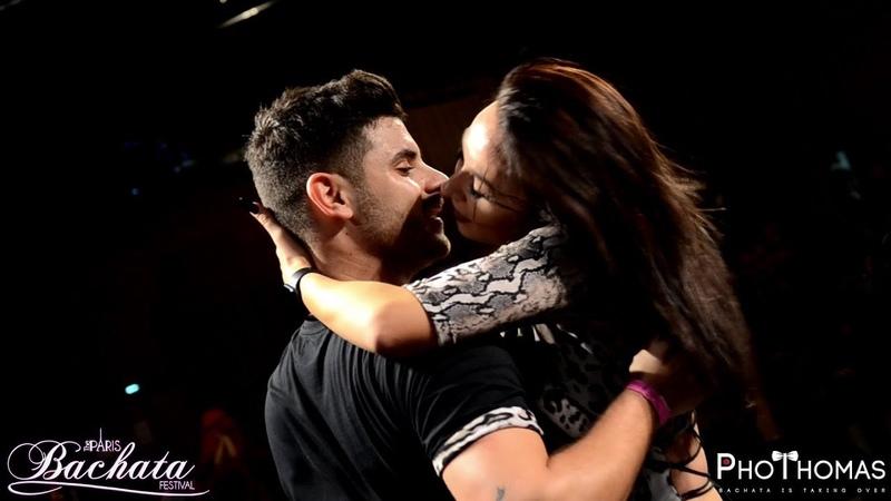 Luis y Andrea [Hecha Para Mi] @ Paris Bachata Festival 2018