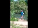 Глеб первые шаги в спиннинге