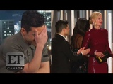 Rami Malek Reacts To Awkward Nicole Kidman Moment