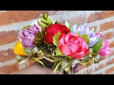 Pluma decorada VIDEO No.38 curiosidades Angela peralta / manualidad fácil para el día de las madres