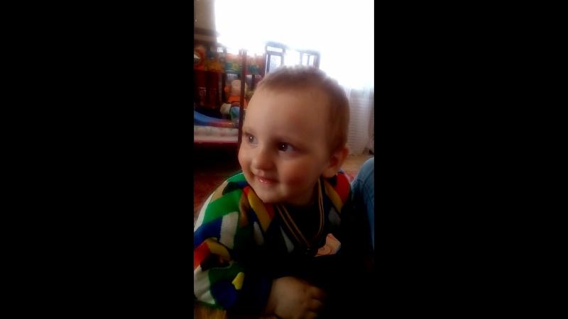 Реакция ребёнка на клип Егора Крида и Тимати Гучи
