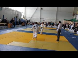 чемпион области по дзюдо Виталий Кравченко