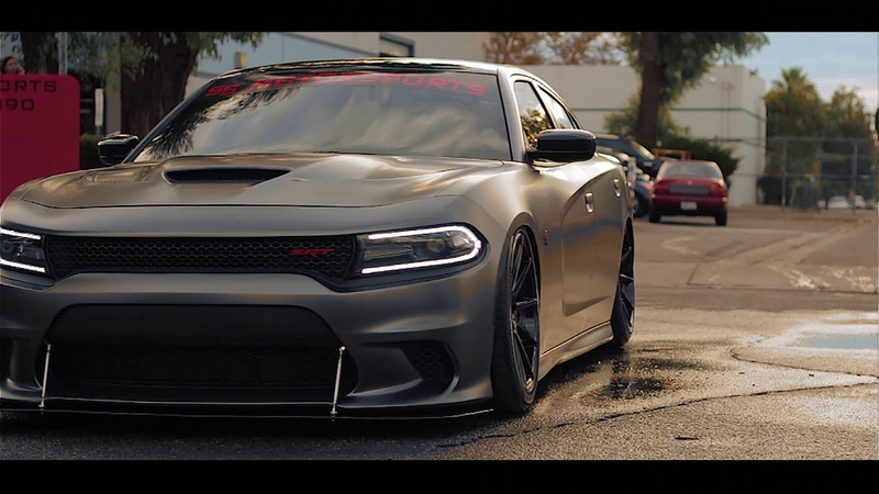 2016 Charger Hellcat on air suspension | HYPRA | SS Motorsports