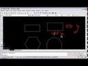 Как работать в Автокад AutoCad Как сделать объект в Автокад