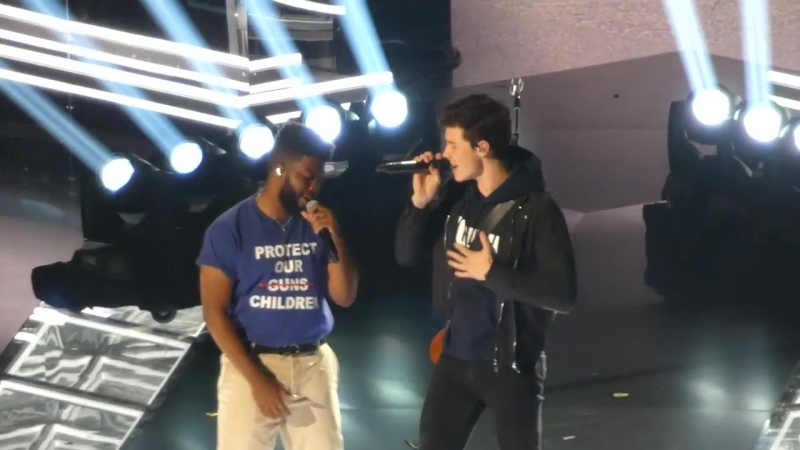 Shawn Mendes ft. Khalid Parkland Choir - Youth | BBMAs 2018