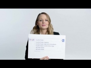 Jodie Foster Answers the Webs Most Searched Questions (about Cate Blanchett)