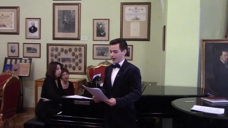 Валерий Макаров, Карина Погосбекова - Если хочешь (А. Тихомиров)