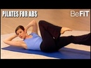 Pilates for Abs Workout 10 Min Solution Lara Hudson