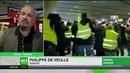 Philippe de Veulle : «Nous sommes venus d'une manière pacifique et festive»