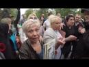 Одесса. 9 мая, 2018. Вонючка Стерненко и люди.