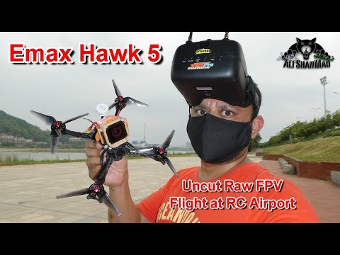 Emax Hawk 5 FPV Racing Quadcopter Fast FPV at RC Airport