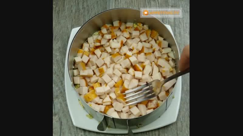 Любимый салат После того как вы его попробуете вы поймете почему k bvsq cfkfn gjckt njuj rfr ds tuj gjghj etnt ds gjqvtn