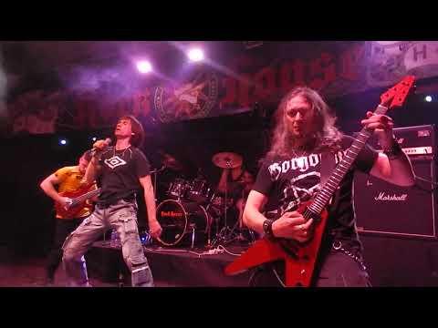 КУВАЛДА (Rus). Live at Nekroboinya-5 26 may 2018. Moscow. Rock House club