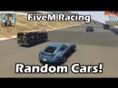 Broughy1322 Hilarious Random Car Racing! - GTA FiveM Racing Live 4