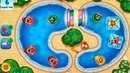 ГОВОРЯЩИЙ ТОМ АКВАПАРК 8 мультик игра видео для детей Talking Tom Pool Egg Hunt УШАСТИК KIDS