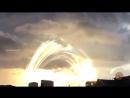 Странное и пока необъяснимое явление заснял житель Камбоджи.UFO Sightings 2018 _ amazing strange phenomenon in the sky